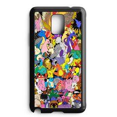 Pokemon Samsung Galaxy Note 4 Case