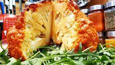 Egészben sült karfiol vegetáriánus nap / Szoky konyhája / - YouTube