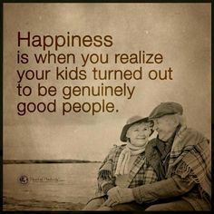 My kids are Straight A, Respectful, Helpful & Loving.  Lots of prayer, hard work and Tough Love was poured into them!!!  Parents, we are supposed to be large & in charge- not Namby-Pamby fun-time pals.