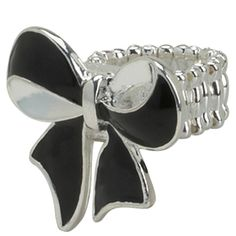 Bow Stretch Ring <3