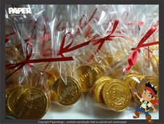 Pirate Birthday, Pirate Theme, 5th Birthday, Birthday Party Themes, Zebra Party, Sheila E, Peter Pan Party, Kindom Hearts, Chocolate Coins