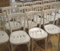 sillas de privilegios, de conformismo, de sumision...de rangos y conveniencias....
