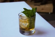 Learn to make the perfect mint julep!