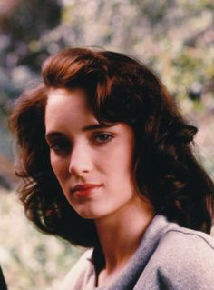 Veronica Sawyer Johnny B rite had a crush on young Winona Ryder.I mean who doesn't?