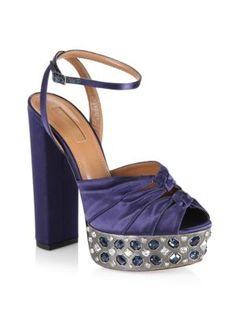 781c2cac7b95 AQUAZZURA Party Plateau Pumps.  aquazzura  shoes  pumps Pump Shoes