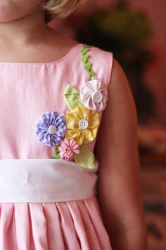 Miranda's Dress - Sizes 2-8