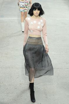 Chanel S/S 2014 Ready to Wear #PFW