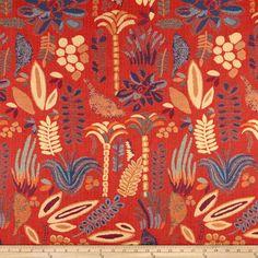 Justina Blakeney Rainforest Jacquard Boho - Fabric.com