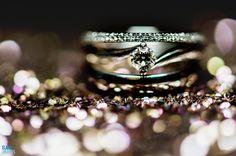 Wedding ring photograph