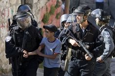 Another Incident of Israeli Security Forces Arresting Palestinian ...