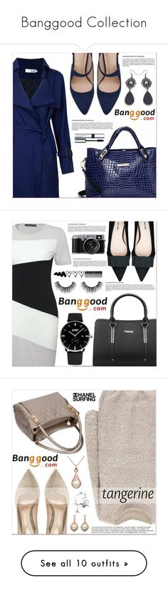 """""""Banggood Collection"""" by lucky-1990 ❤ liked on Polyvore featuring ZALORA, Bohemia, By Terry, vintage, BangGood, Miu Miu, Gianvito Rossi, art, Bobbi Brown Cosmetics and Valentino"""