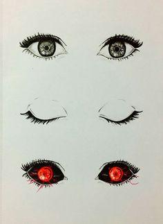 Ojos Ghoul                                                                                                                                                                                 Más