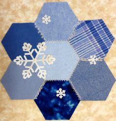 Hexie Snowflake