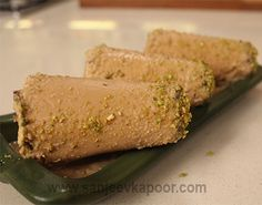 How to make Masala Chai Kulfi - Kulfi with the flavour of masala chai – unique but tasty all the same.