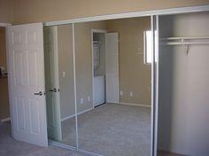 replacing mirrored wardrobe doors #wardrobestyles