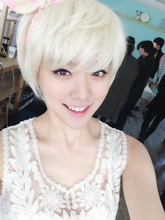 Hello Venus' Lime greets fans with a gorgeous selca ~ Latest K-pop News - K-pop News | Daily K Pop News