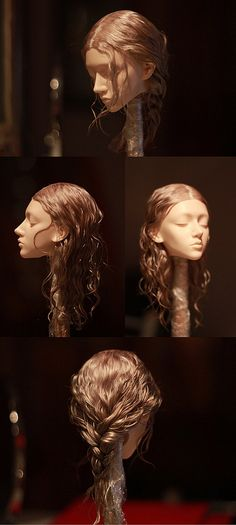 Wig in process, парик в процессе | Flickr - Photo Sharing!