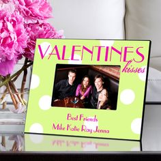 Personalized Valentines Frame