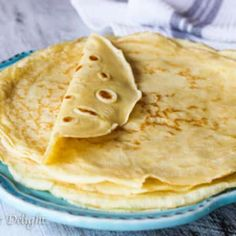 Perfect French Crepes - Made The Easy Way - Eating European