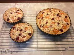 Apricot and Raspberry Tart&Tartlets (Using Fresh Raspberries)