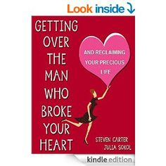 Carter and Sokol's new book deals with getting over a failed relationship.