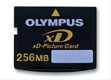 256MB Type-M xD-Picture Card
