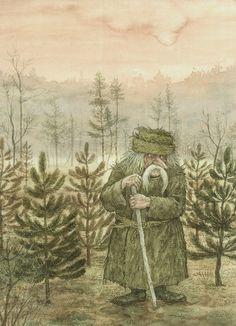 Доброхожий — представитель низшей белорусской и польской мифологии, сочетающий в себе качества домового, лешего и ряда других персонажей