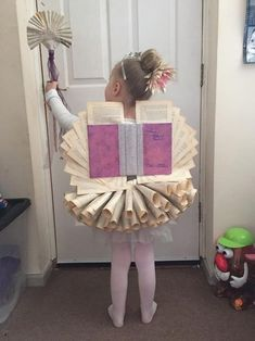 10 really simple World Book Day costume ideas - Book Fairy sent by Louise Rogers, for World Book Day - Book Fairy Costume, Book Costumes, World Book Day Costumes, Teacher Costumes, Book Character Costumes, Easy Costumes, Adult Costumes, Teacher Book Week Costume, Book Character Day