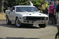 1969 Shelby Mustang GT500