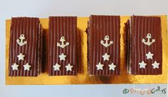 Prajitura Comandor cu ciocolata si frisca 2 Coasters, Deserts, Birthday, Coaster, Postres, Dessert, Plated Desserts, Desserts