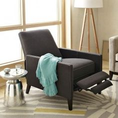 stylish recliner. Lazyboy eat your heart out.