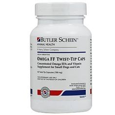Omega FF TwistTip Caps For Small Dogs  Cats 60 Capsules -- You can find out more details at the link of the image.Note:It is affiliate link to Amazon.