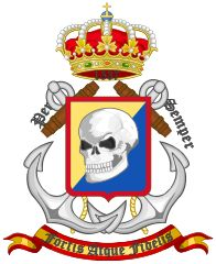 Anexo:Escudos y emblemas de las Fuerzas Armadas de España - Wikipedia, la enciclopedia libre Coat Of Arms, Spanish, Coats, Fictional Characters, Wraps, Family Crest, Spanish Language, Coat, Fantasy Characters