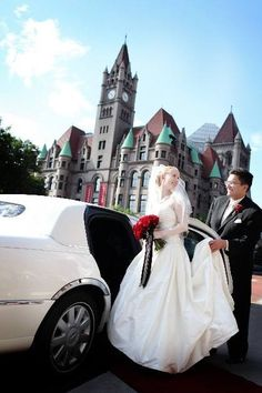 Jazz up your wedding exit with a classic car, limousine, or even a horse drawn carriage! In addition, pair it with the perfect song, to begin your marriage the right way. Which song do you want to jet off into the sunset to?  Take a look at our music library for inspiration: http://www.adagiodj.com/music.cfm  #adagiodj #wedding #weddingdj #weddingexit #limo #classiccar #weddingcar #saintpaulwedding  Photo Credit: Vick Photography http://vickphotography.com/