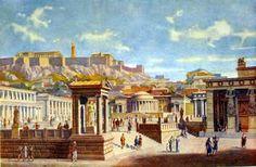 Η ΛΙΣΤΑ ΜΟΥ: Η αγορά της Αρχαίας Αθήνας