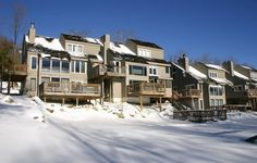 Killington Vacation Rental - VRBO 264036 - 3 BR VT Condo, Trailside Village - Luxury 3 Bedroom Townhouse Condo. Ski on Ski Off!!