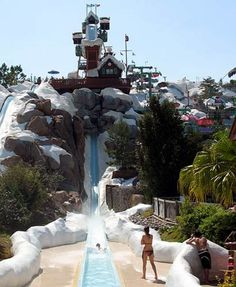 Awesome water slides just in time for summer