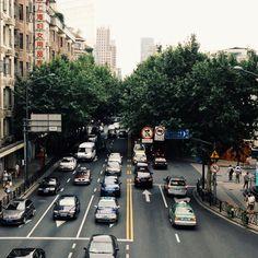 Tian Qiao, Shanghai / photo by Liang Ge