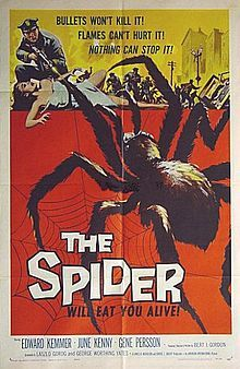 Earth vs. the Spider (1958) ... ... *Samuel Z. Arkoff Cult Classic*