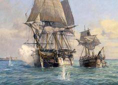 Capitán de Mar y Guerra.