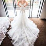 Wedding dress train - LikeaLady.net