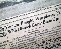 THE NEW YORK TIMES, April 9, 1945