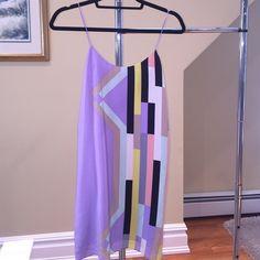 Tibi Arizona Slip Dress Only worn once! Size 4. Retails $400+ Tibi Dresses Mini