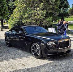 Rolls- Royce Dawn