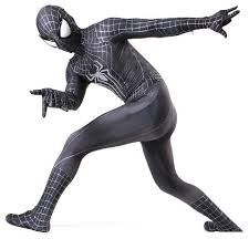 Spider-Man Chez Vous Costume Cosplay Costume Spiderman Pour Enfants /& Adultes