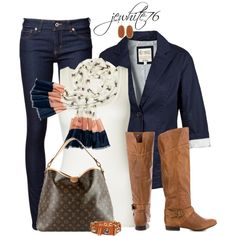 Horse & Rider, created by jewhite76 on Polyvore