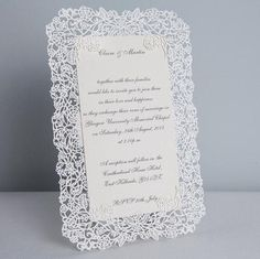 Invite your guests with wedding invitation etiquette wording,create your own invitations and discount wedding invitations on DHgate.com and mandylee01 recommends  50 pcs White Laser Cut Wedding Invitation Card Laser Cut Wedding Invitation Card Set of 50 of high quality.