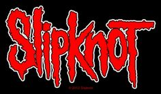 Sticker SLIPKNOT - Logo