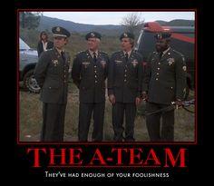 Formal A-Team by MizHowlinMad on DeviantArt