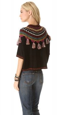 jersey bonito calentito tejido de lana Carolina K.